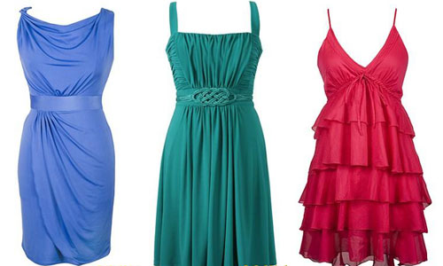 платья. Праздничная одежда для женщин